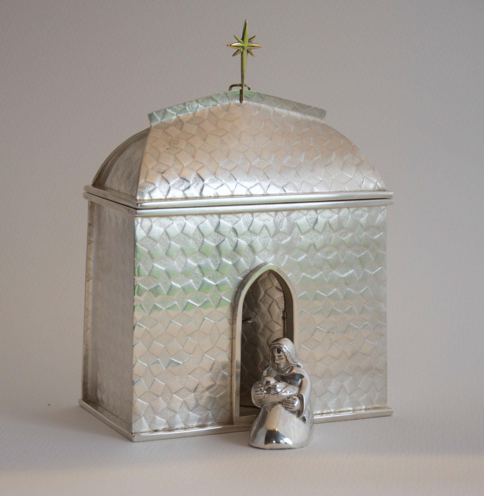 Adrian Hope Nativity Box