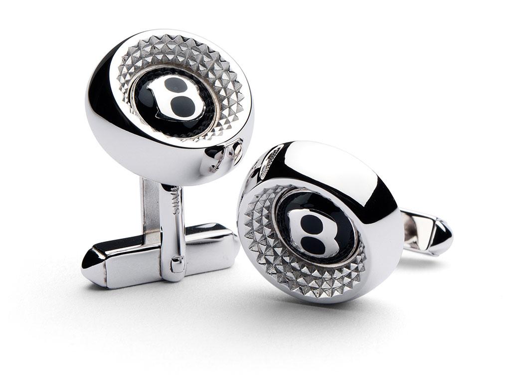 Bentley Bentayga cufflinks