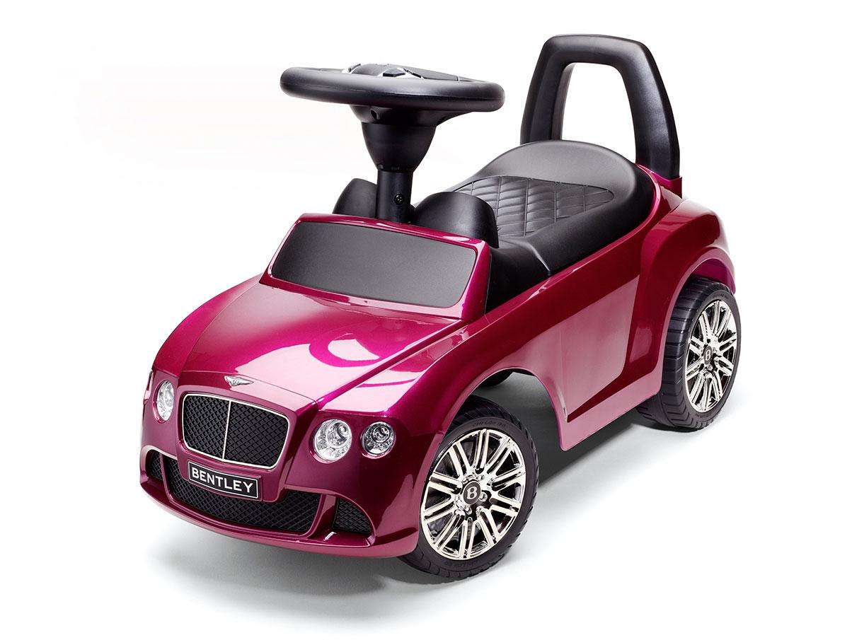 Bentley Continental sit-on car