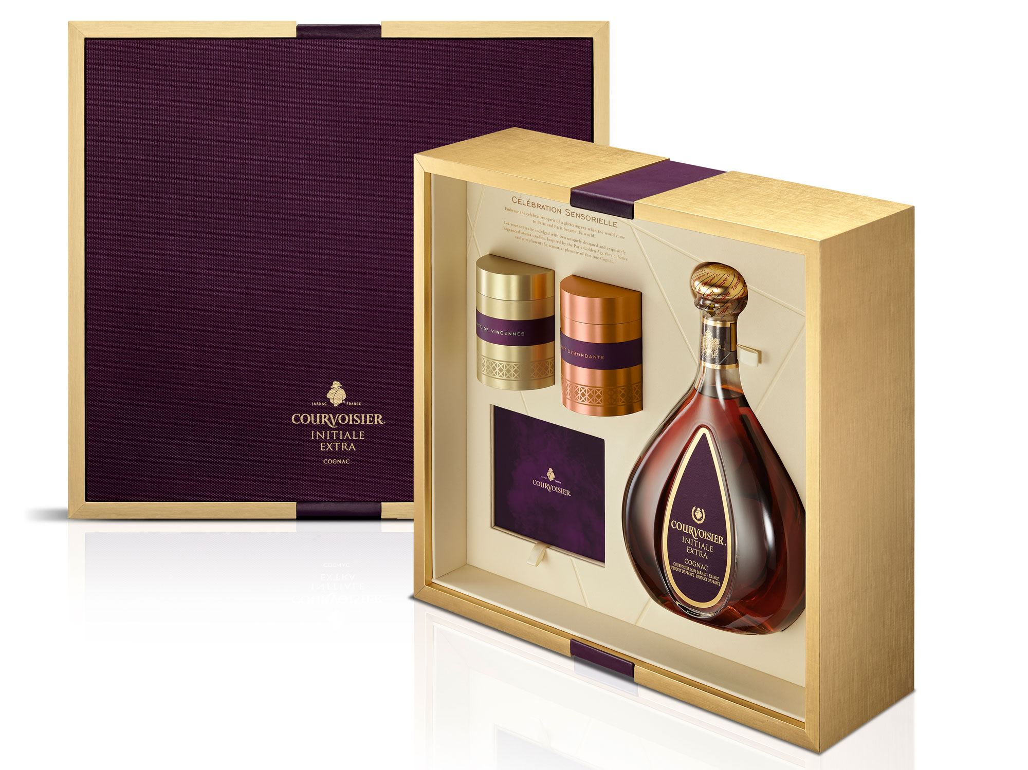Courvoisier's Celebration Sensorielle