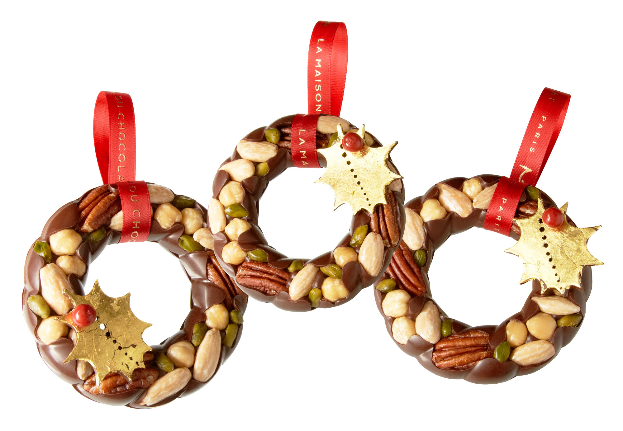 La Maison Du Chocolat Christmas Wreath