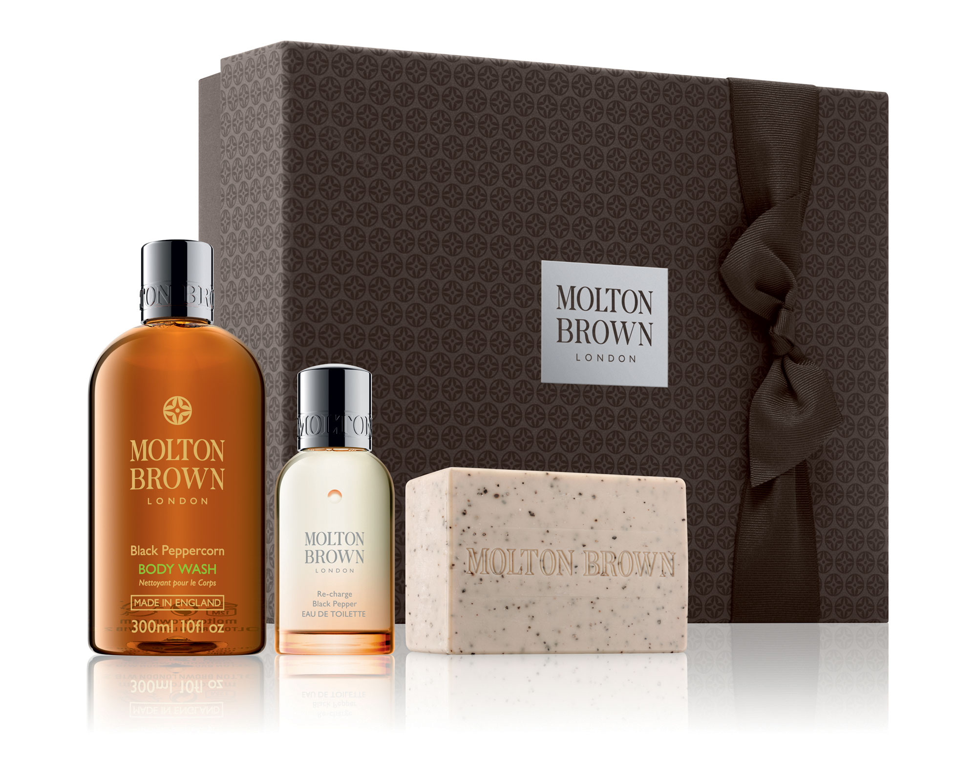 Molton Brown Re-charge Black Pepper Fragrance Gift Set