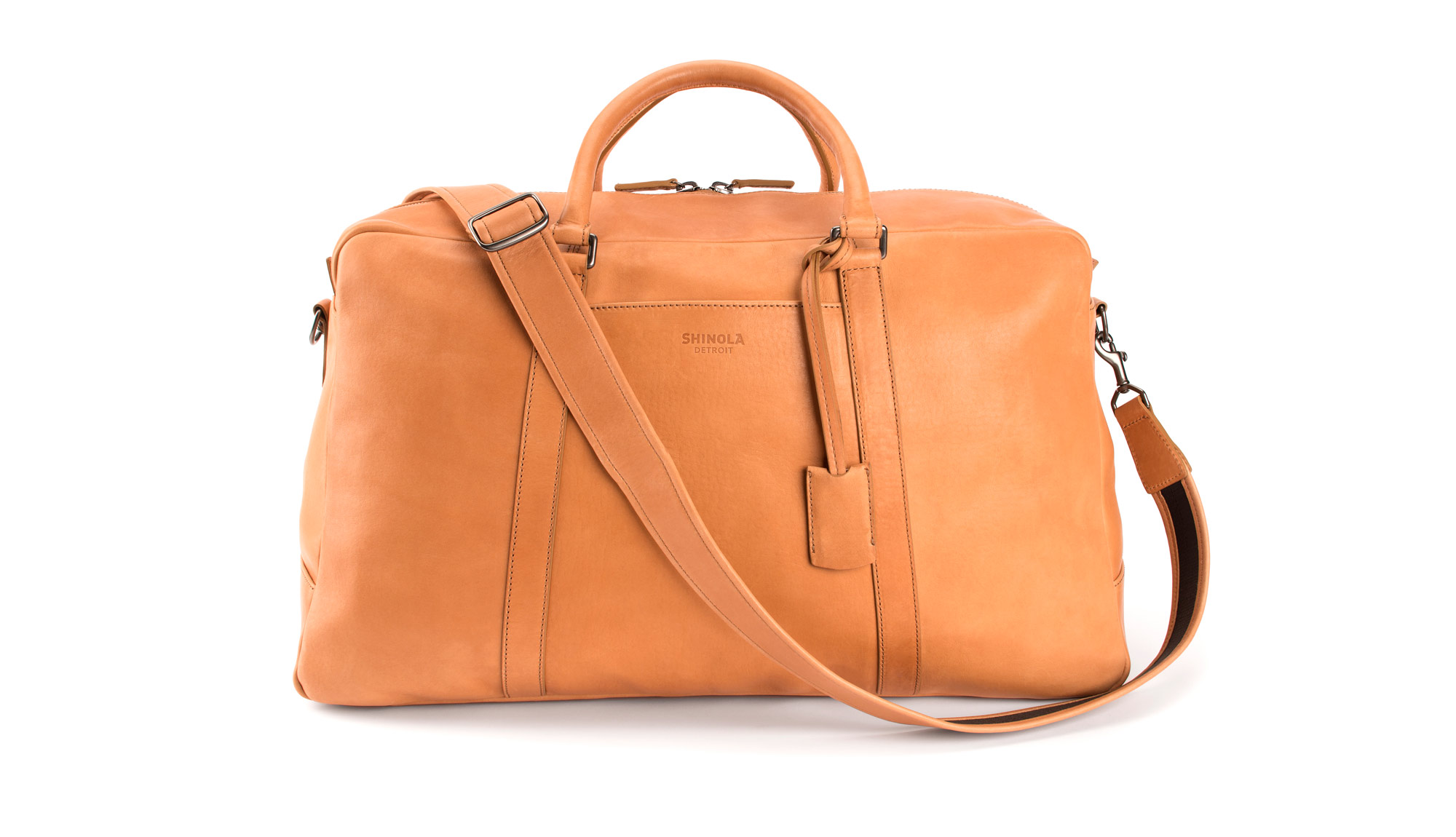 Shinola Signature Duffle