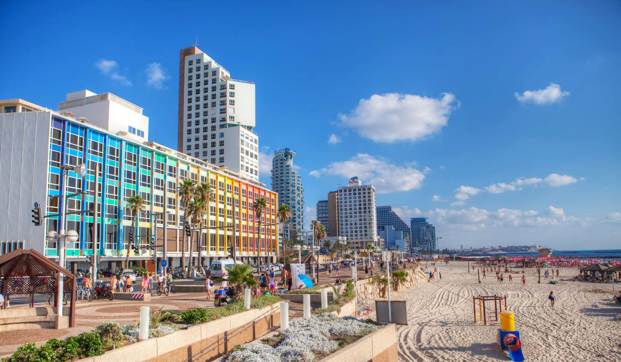 Tel Aviv – More Than Just A Party City