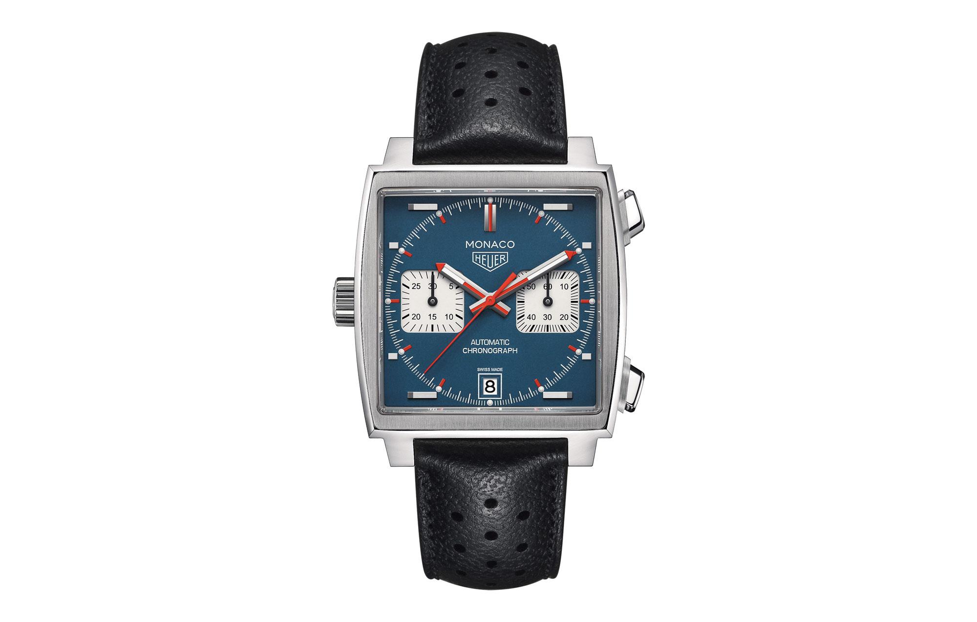 TAG Heuer Monaco - Calibre 11 Automatic Chronograph
