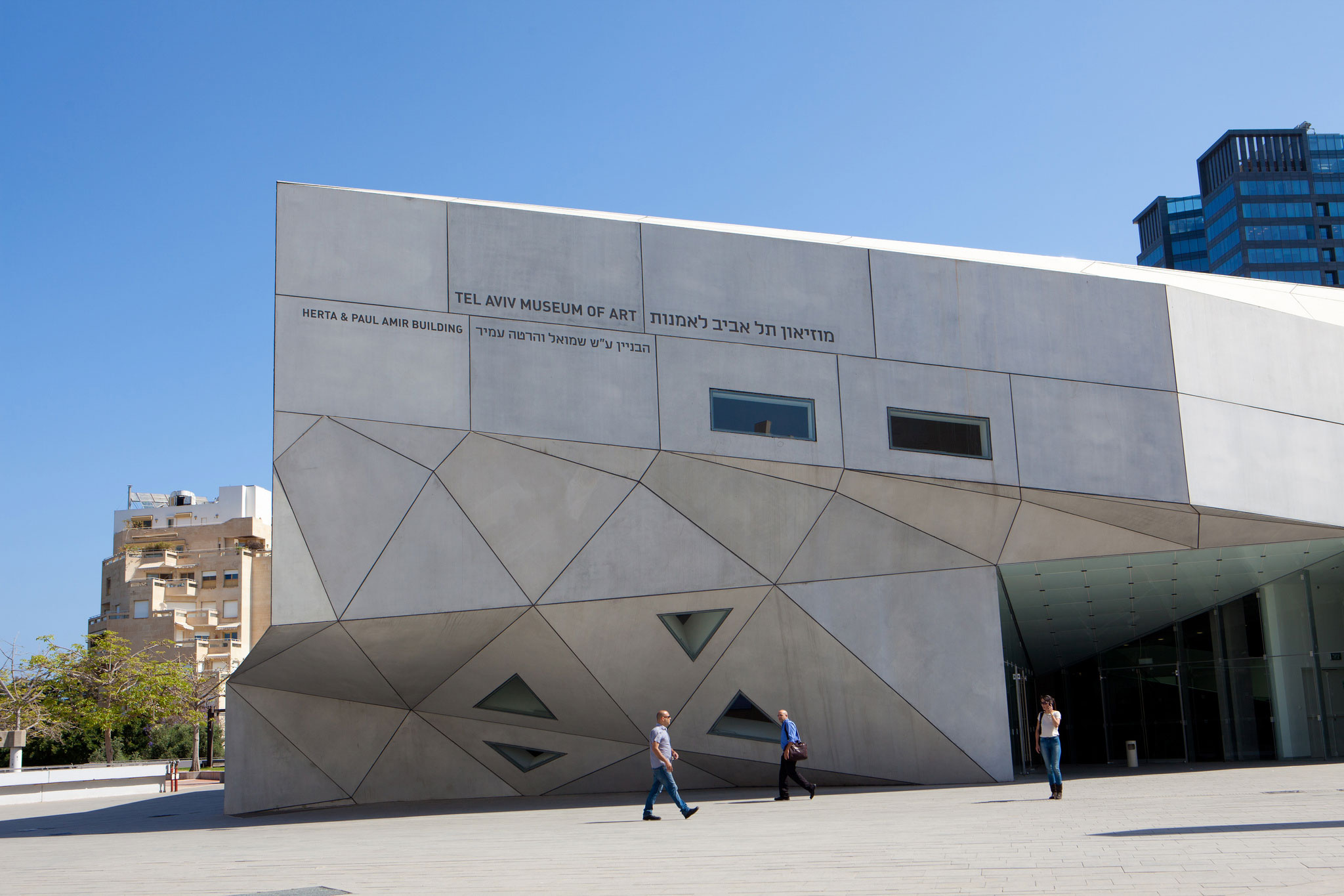 Tel Aviv is awash with culture and has various museums dotted around the city