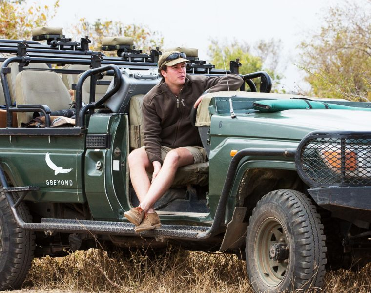 Interview with Andrew Nicholson, Ranger At Ngala Tented Camp