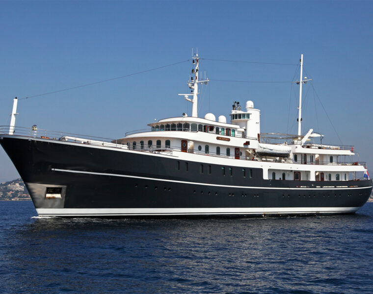 Cruising The Caribbean on board The Sherakhan With Y.CO