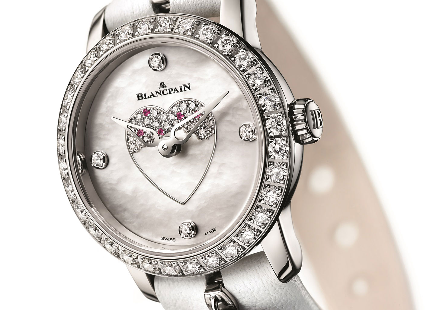 Blancpain Saint Valentine's Day 2016 – A loveable ladybird