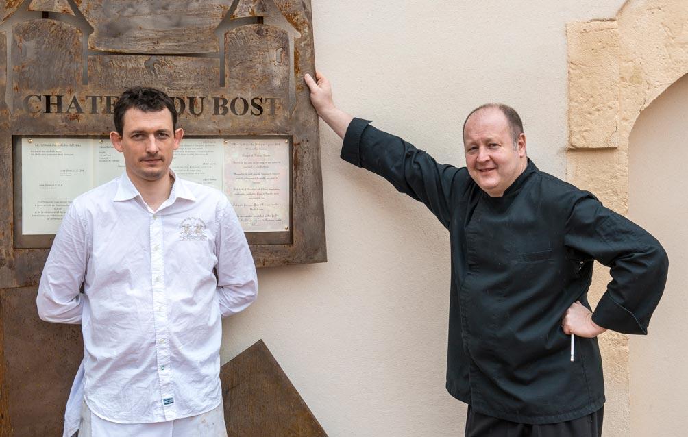 Stephane Roesch and Xavier Robert