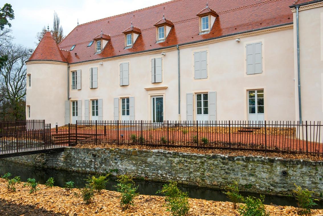 Roger White On The Chateau du Bost, Bellerive-sur-Allier 10