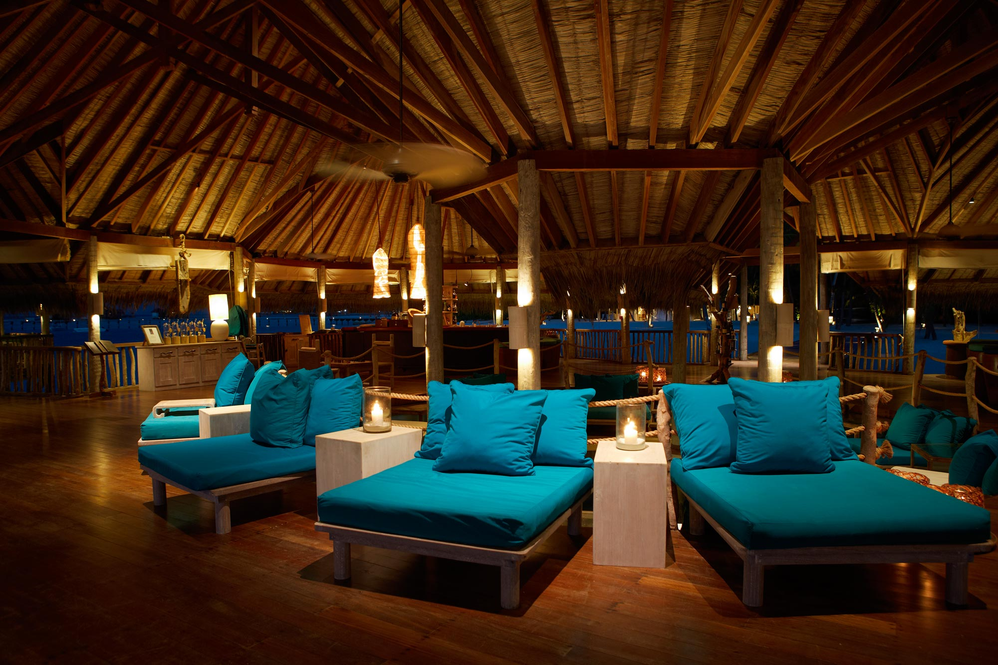 The Overwater Bar at Gili Lankanfushi
