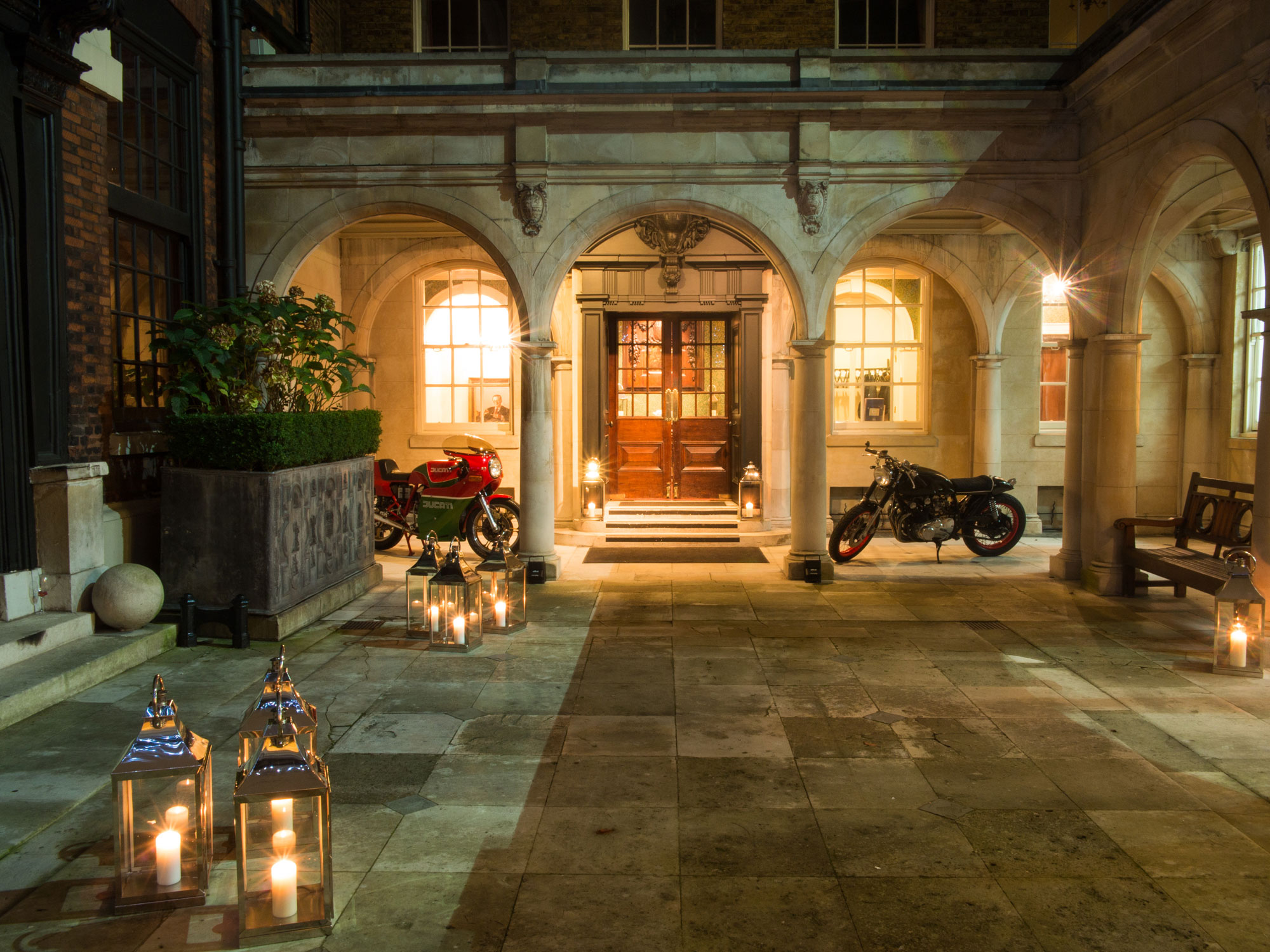 Henry McIntosh Explores Quintessentially's First Ever Gentleman's Atelier 7