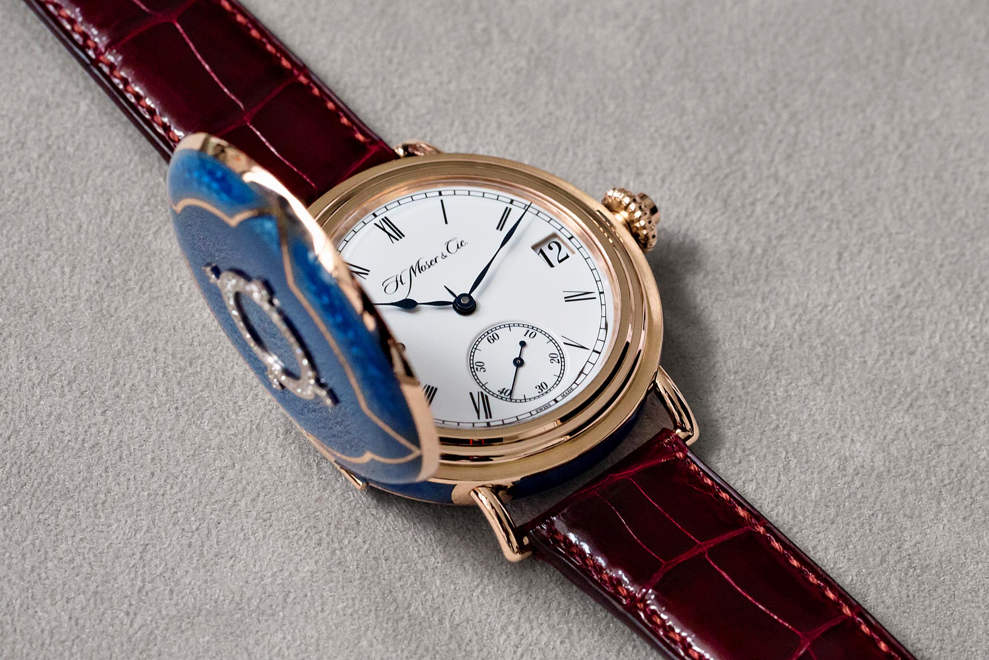 H. Moser & Cie Perpetual Calendar Heritage Limited Edition