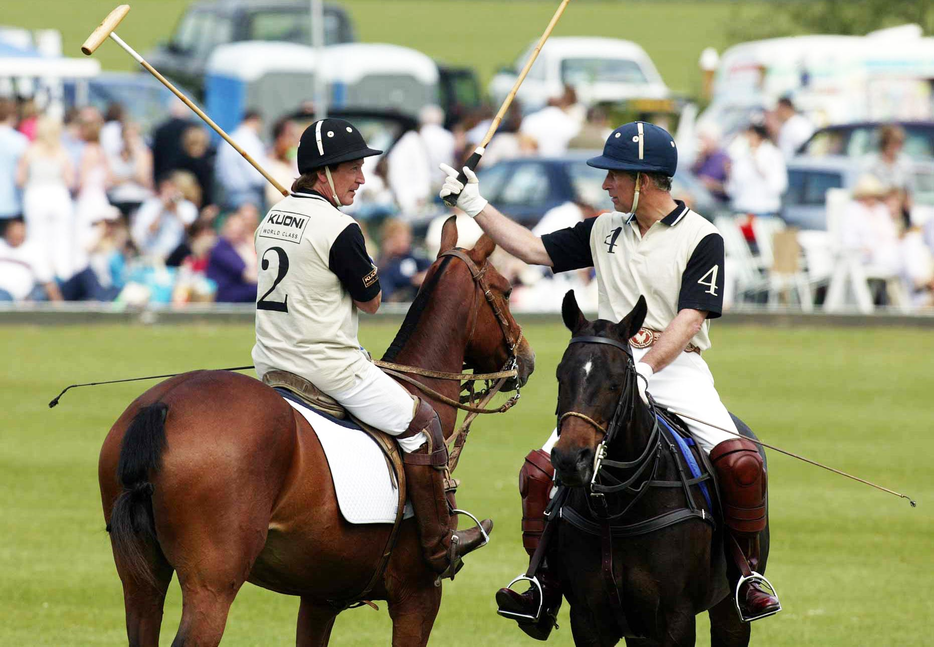 Interview with Kenney Jones, Chairman Of The Hurtwood Park Polo Club