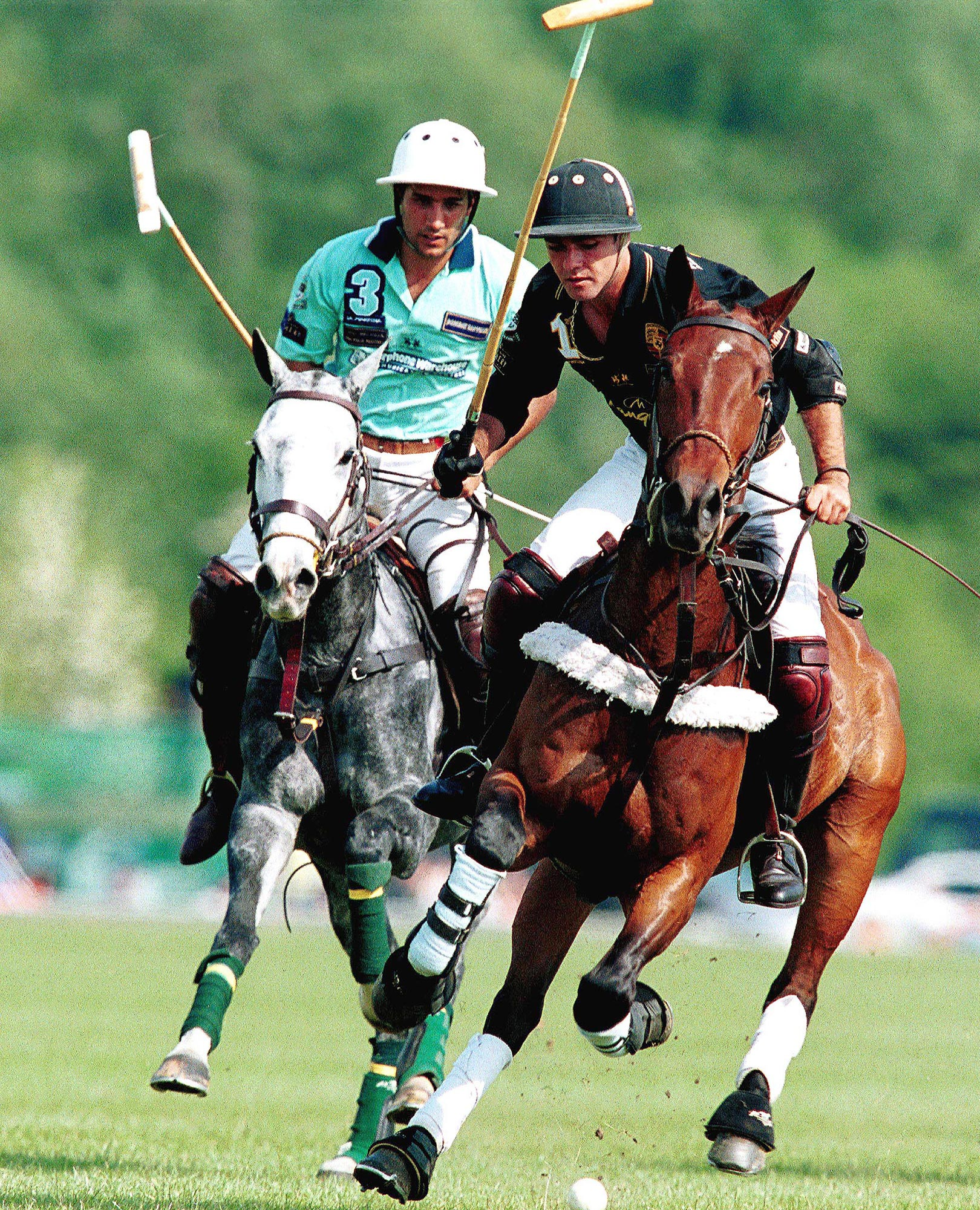 Interview with Kenney Jones, Chairman Of The Hurtwood Park Polo Club 5