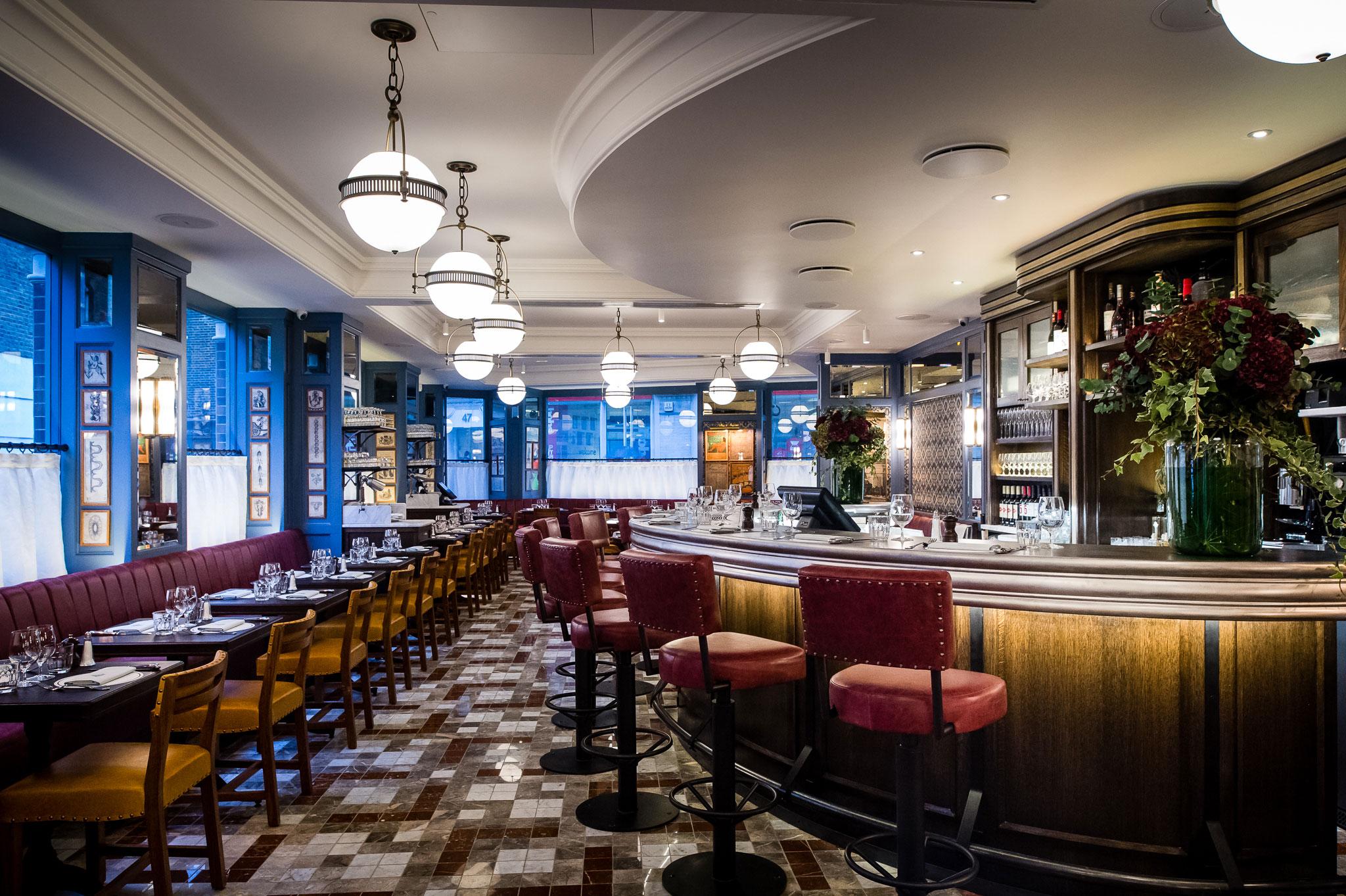 A Brilliant Brunch At Marylebone's Ivy Café