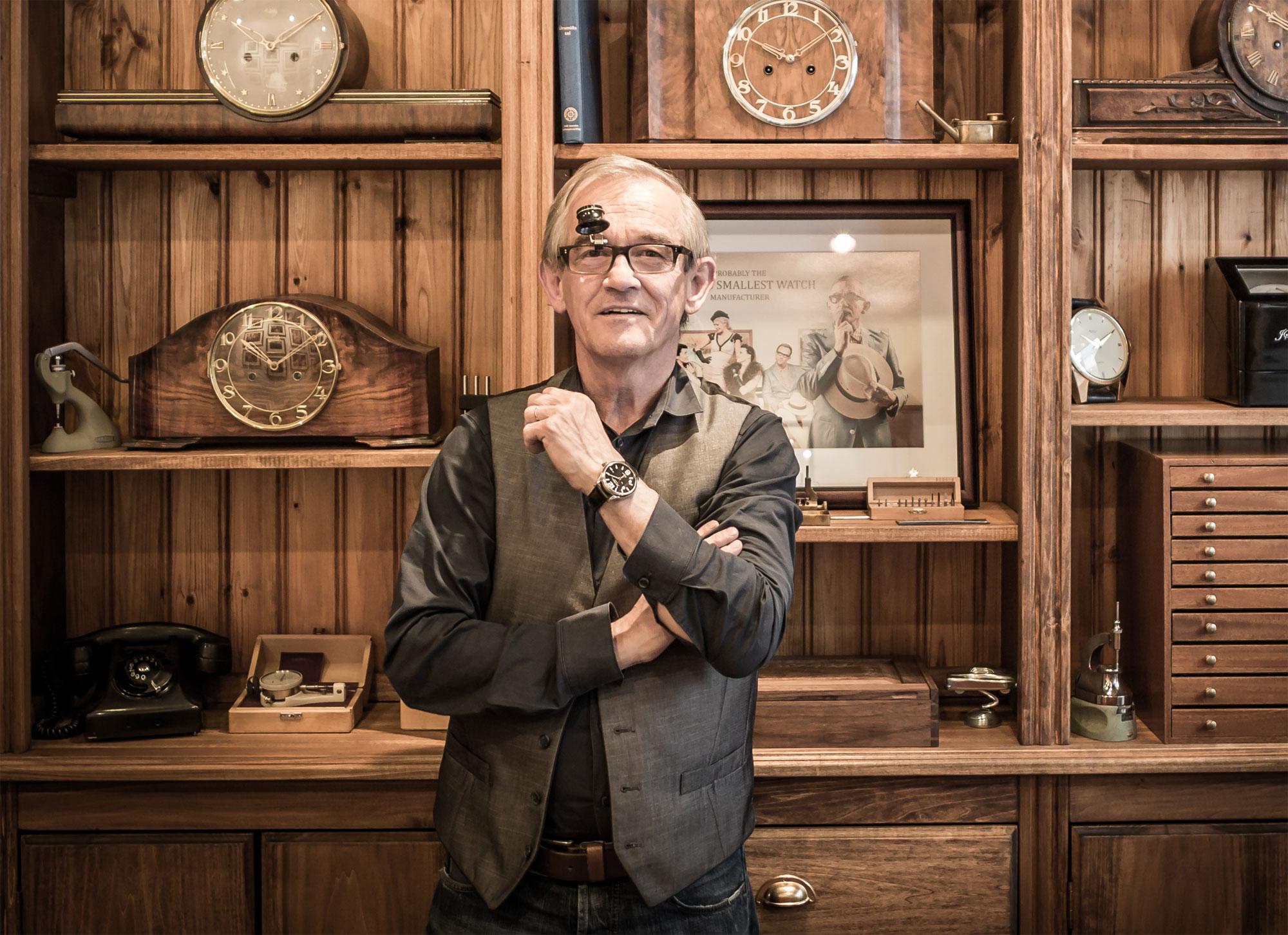 Reykjavik's J.S. Watch Co: The World's Smallest Watchmaker