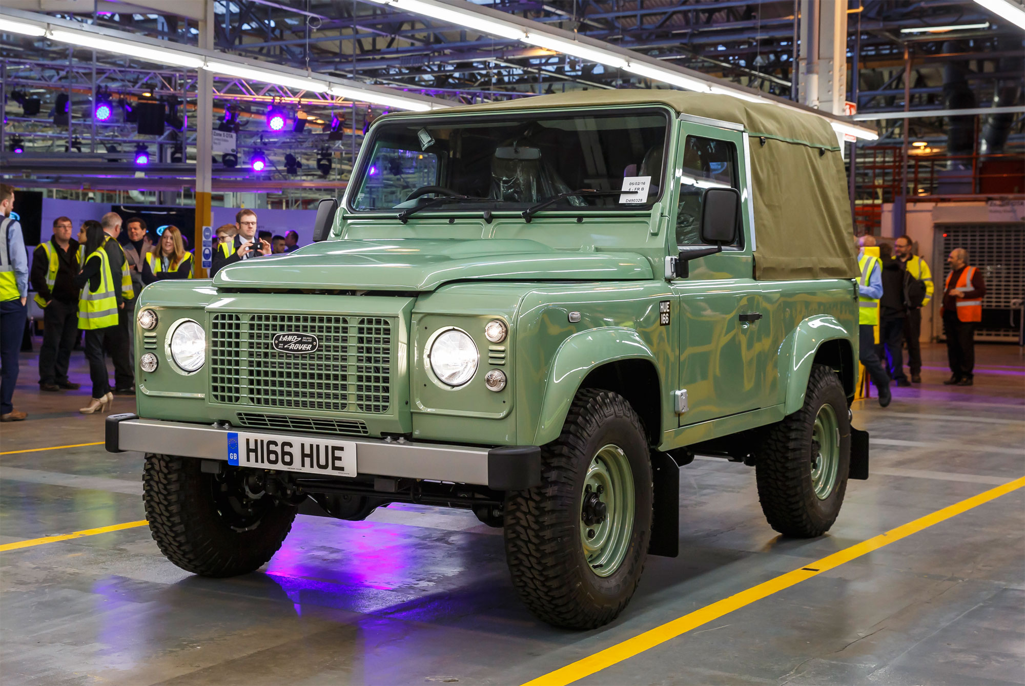 Farewell To The Current Incarnation Of The Land Rover Defender
