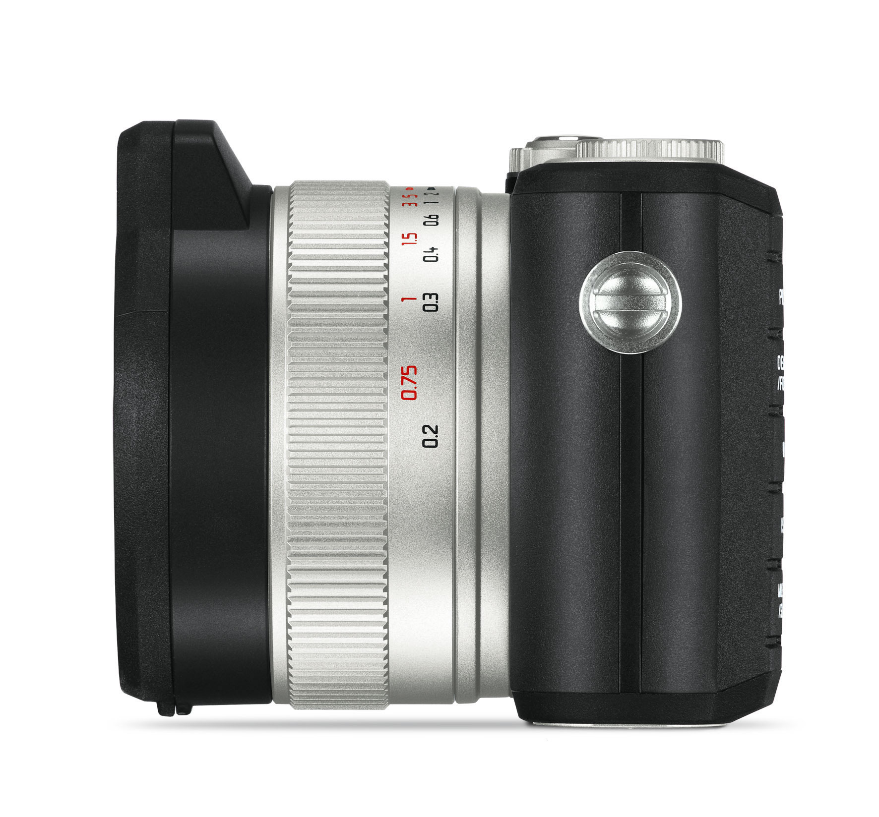 The Leica X-U