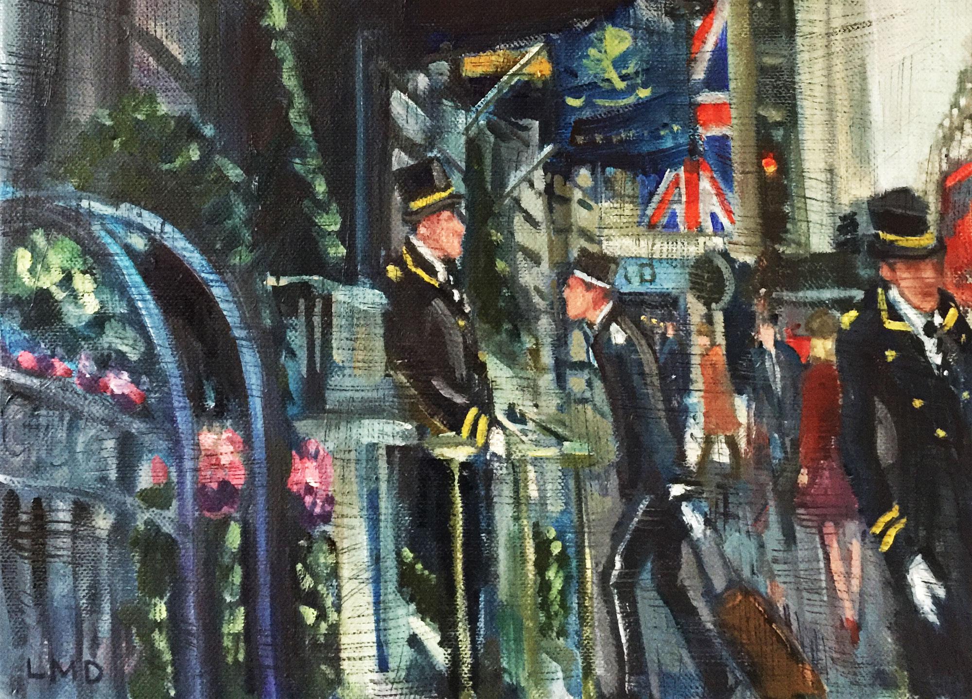 Artist Spotlight On The Painter, Lucy Dickens