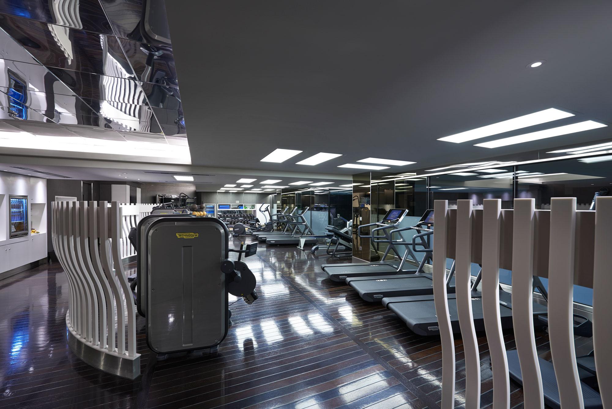 Mandarin Oriental Fitness Centre, Hyde Park