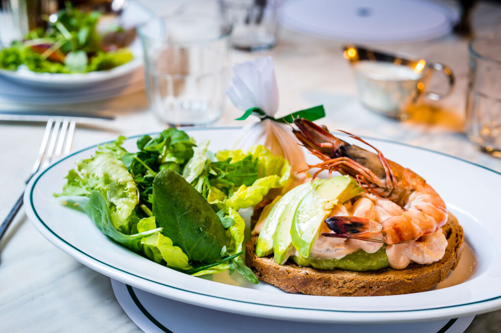 A Brilliant Brunch At Marylebone's Ivy Café 10