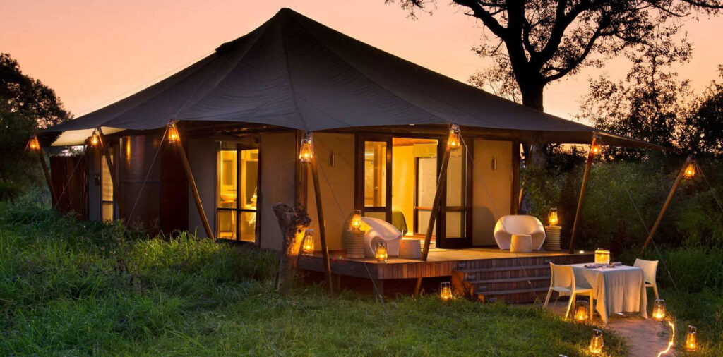 Interview with Andrew Nicholson, Ranger At Ngala Tented Camp 6
