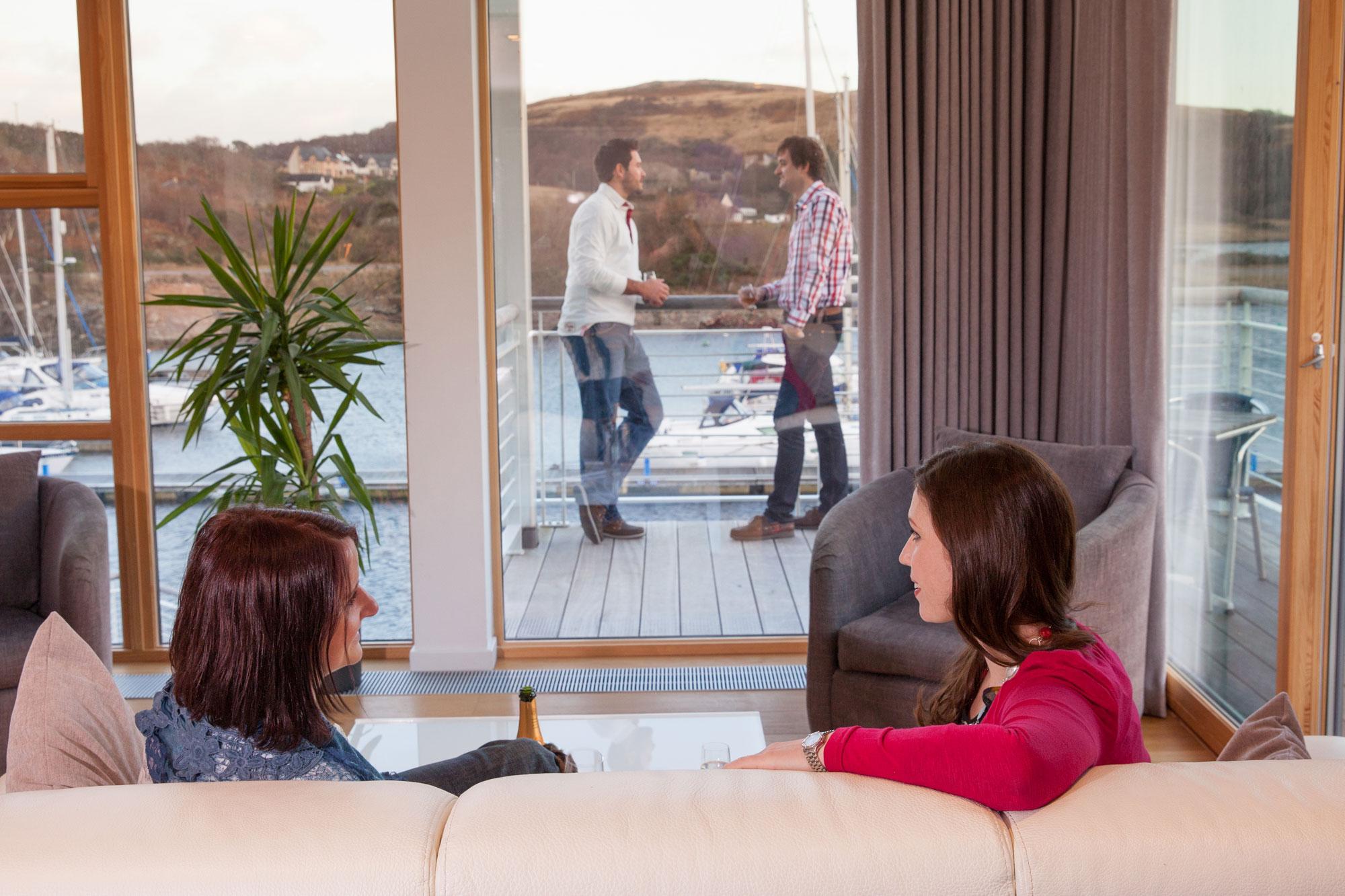 The Destination Is The Reward At Scotland's Portavadie 13
