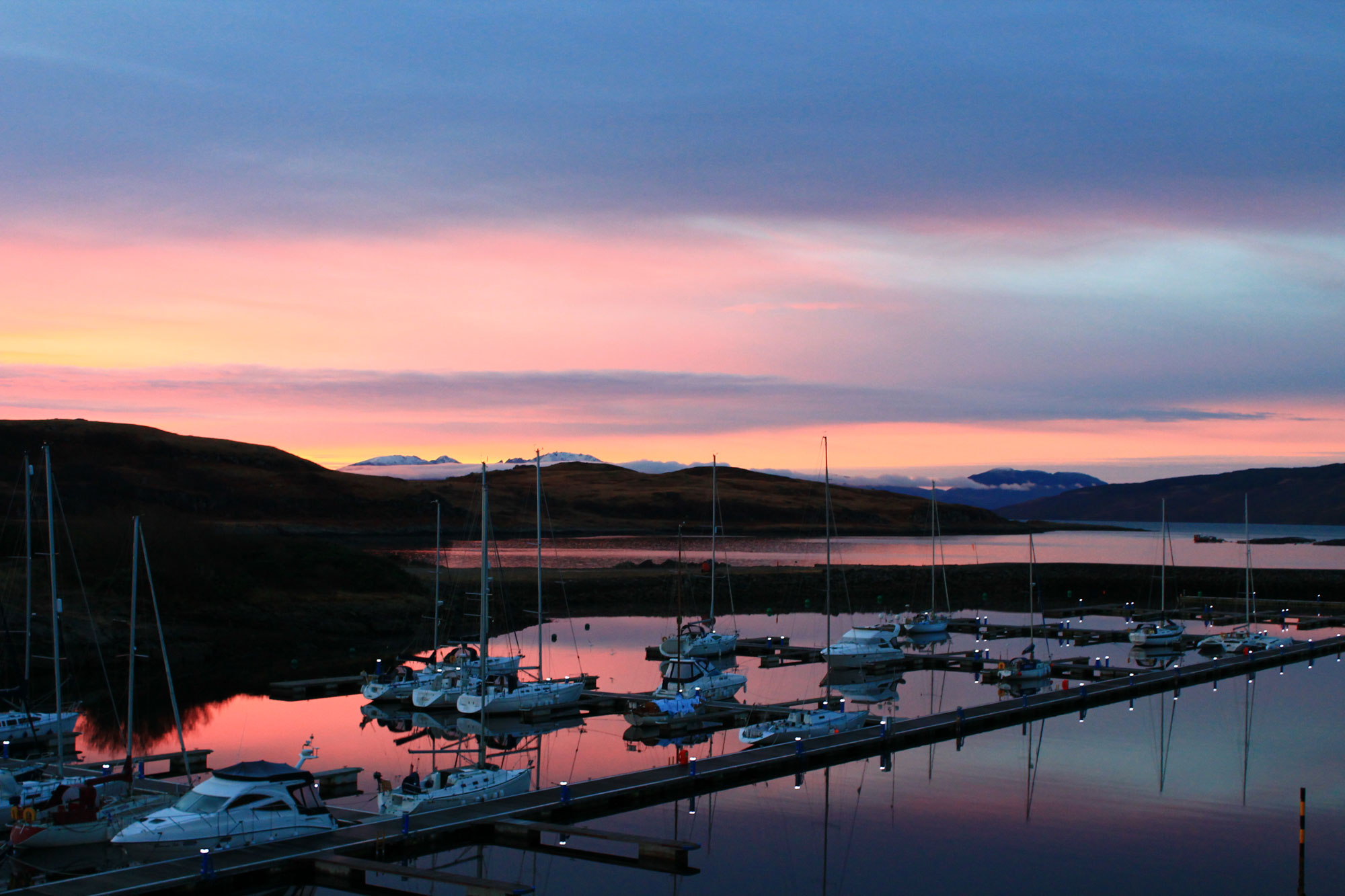 The Destination Is The Reward At Scotland's Portavadie