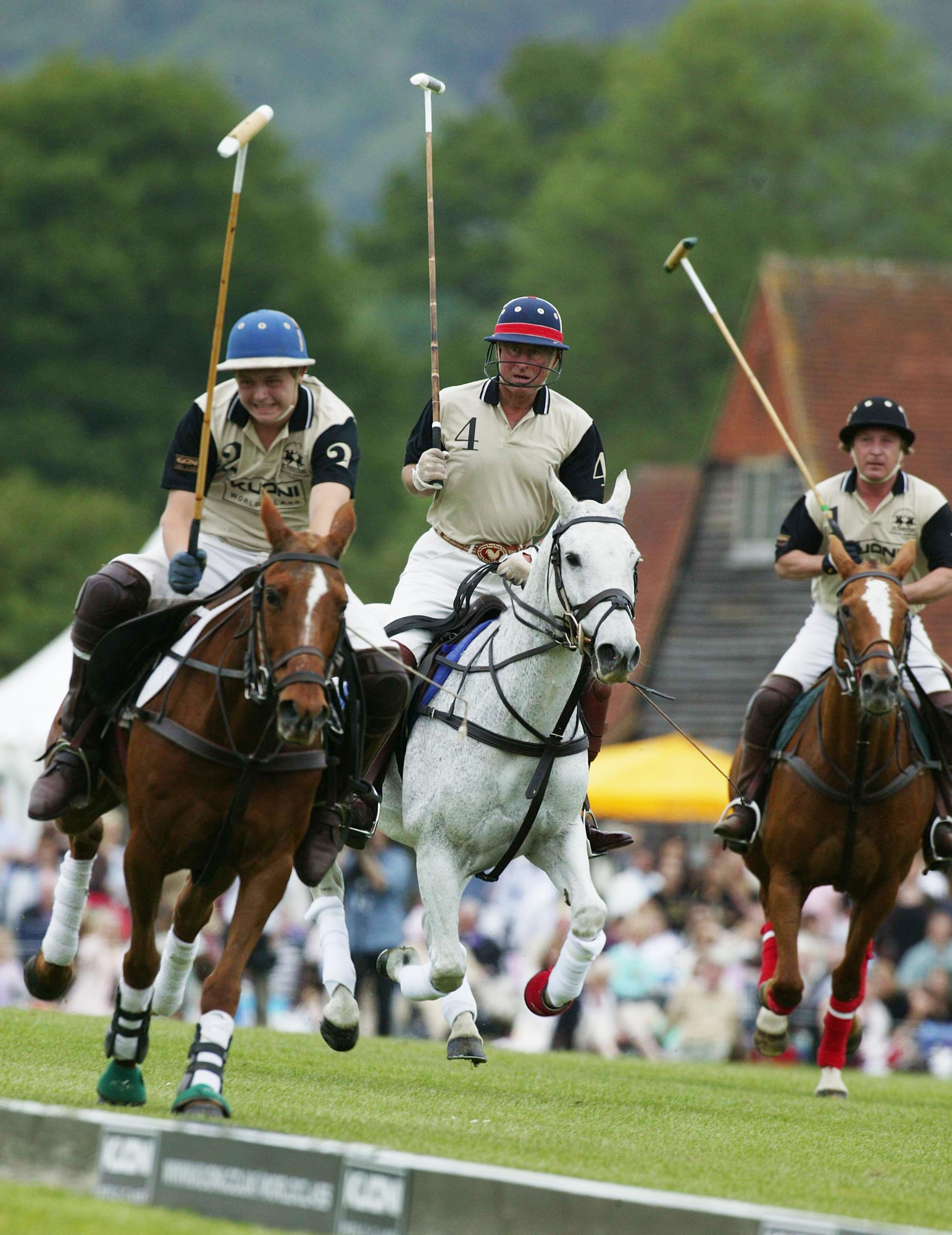 Interview with Kenney Jones, Chairman Of The Hurtwood Park Polo Club 7