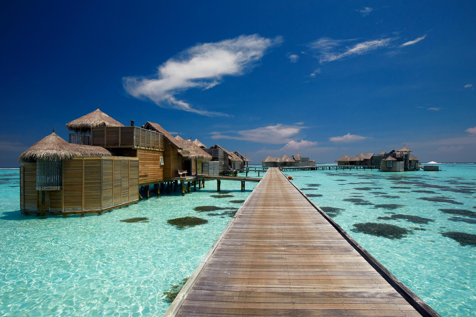 High Life Over-Water Living At Gili Lankanfushi