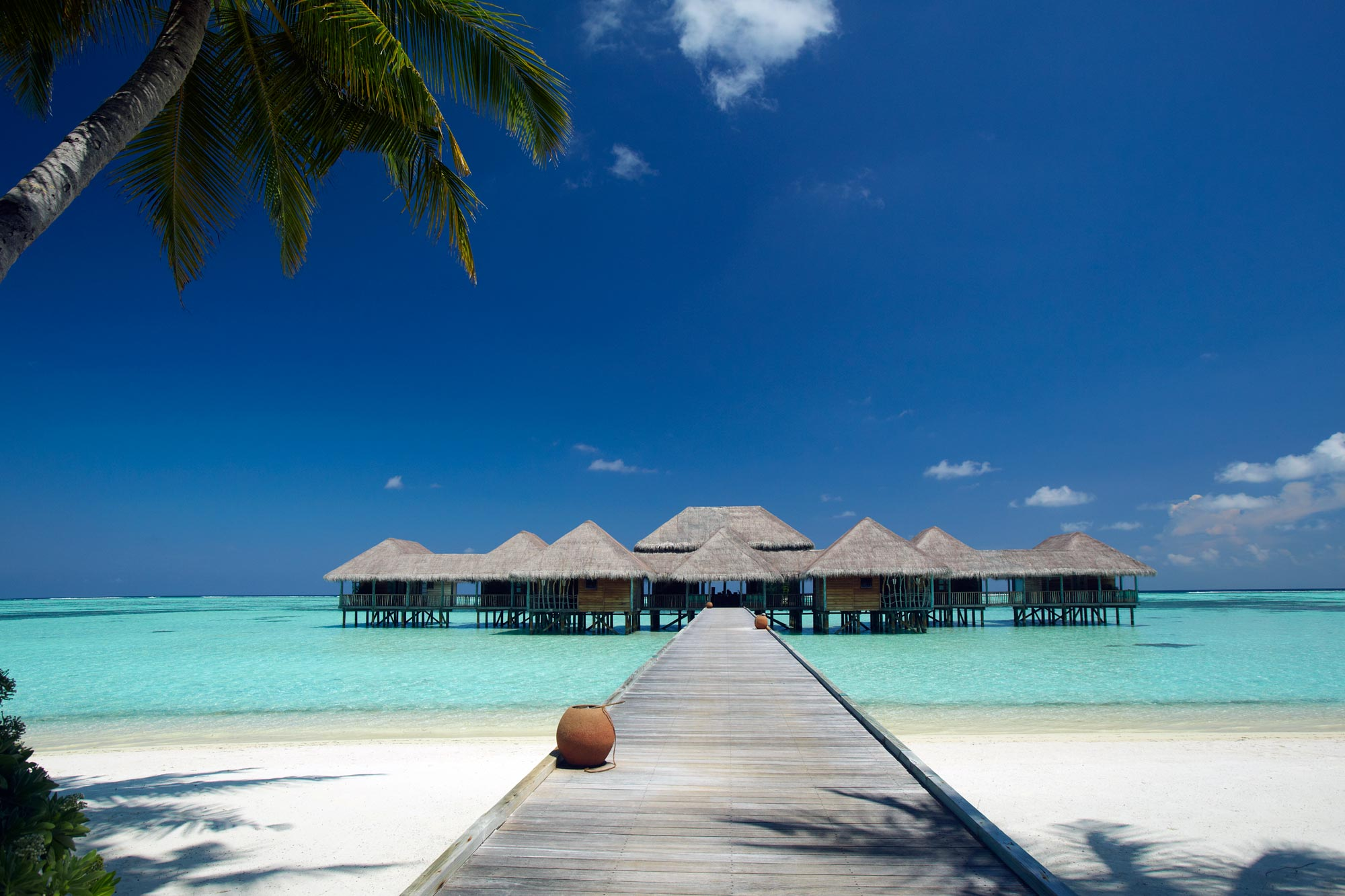 The Gili Lankfanfushi Meera Spa