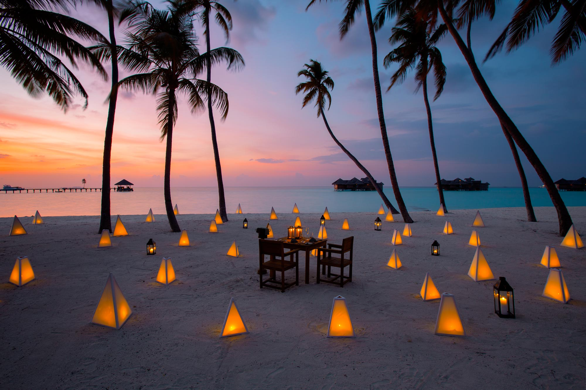 Destination Dining at Gili Lankfanfushi