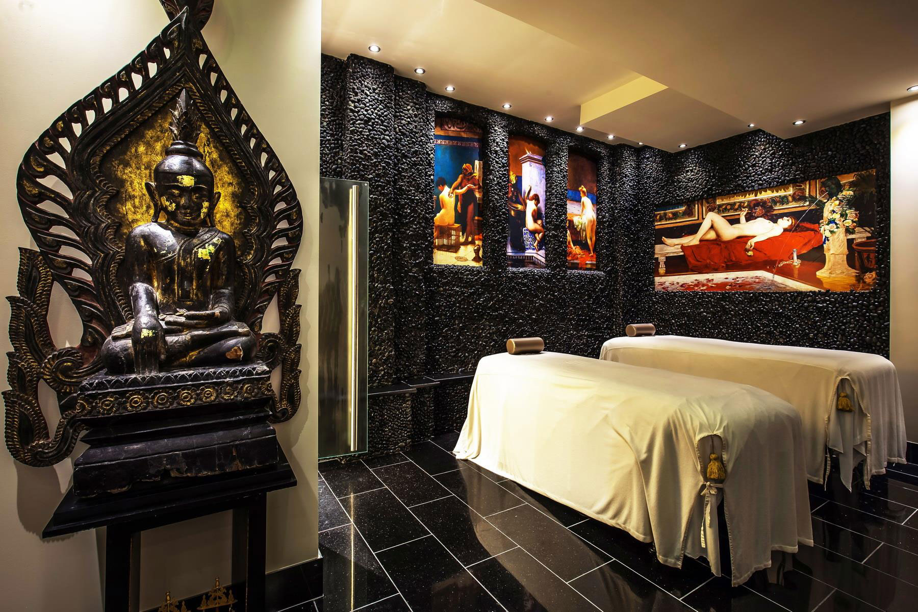 Visit Thai Square Spa in their new home on Northumberland Avenue