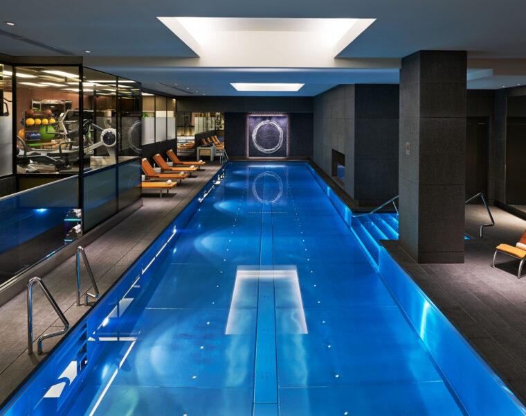A Look Inside London's Luxury Gyms