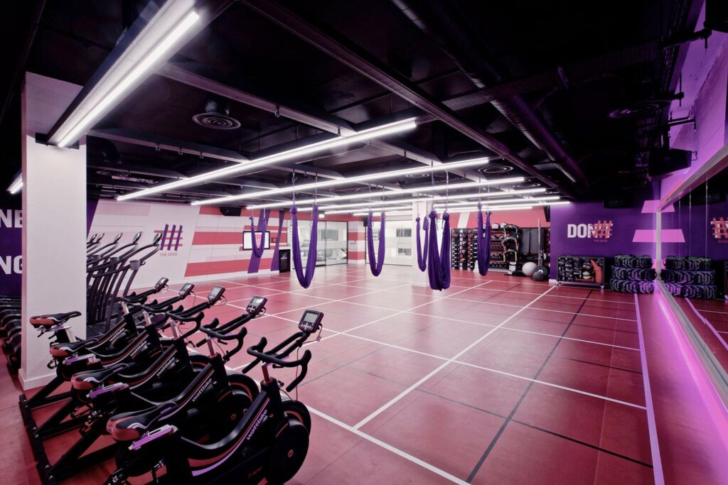 Spin cycles and yoga ropes at Virgin Active's Walbrook Club, Cannon Street