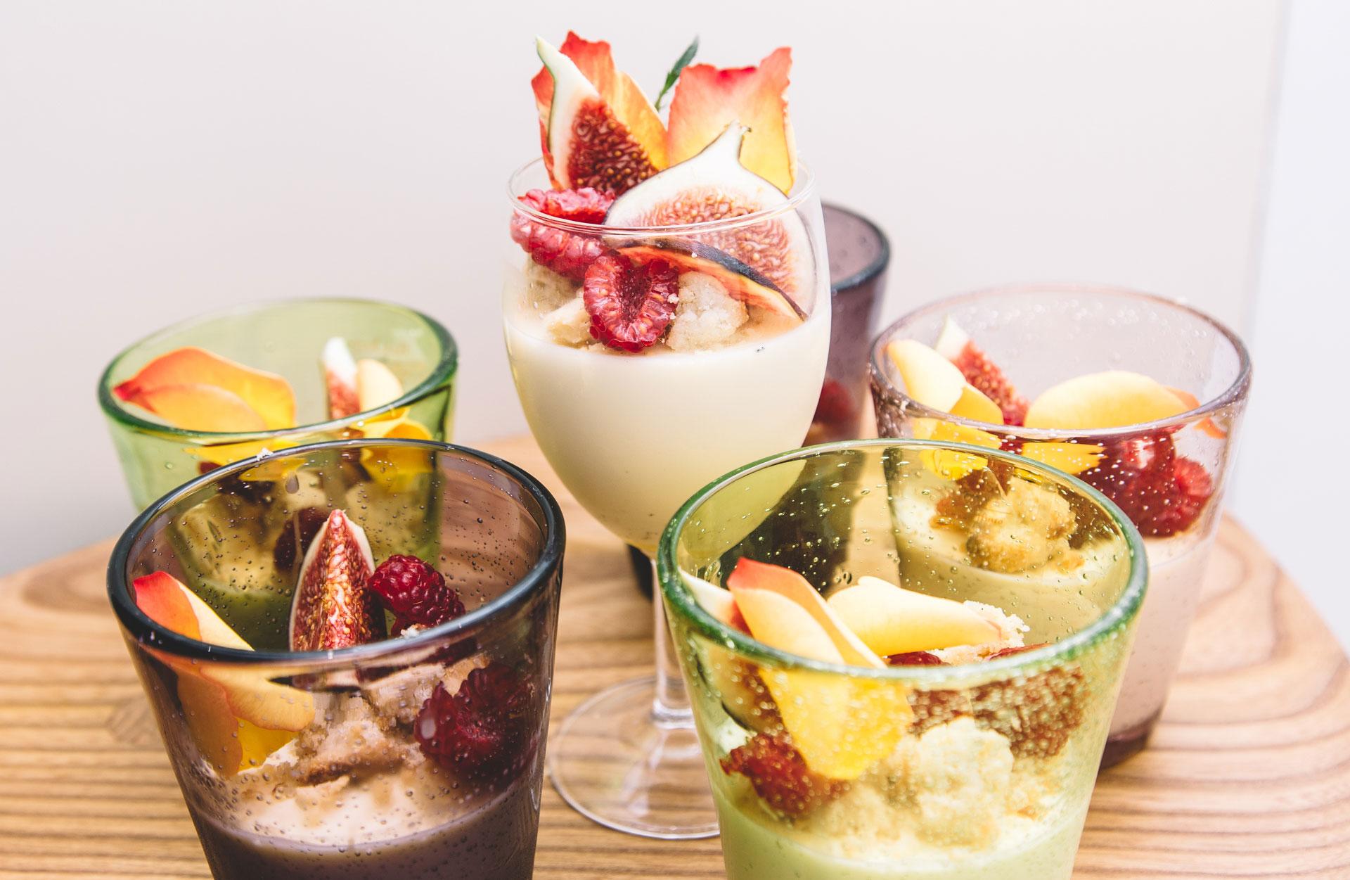 Scrumptious  La Belle Assiette Desserts