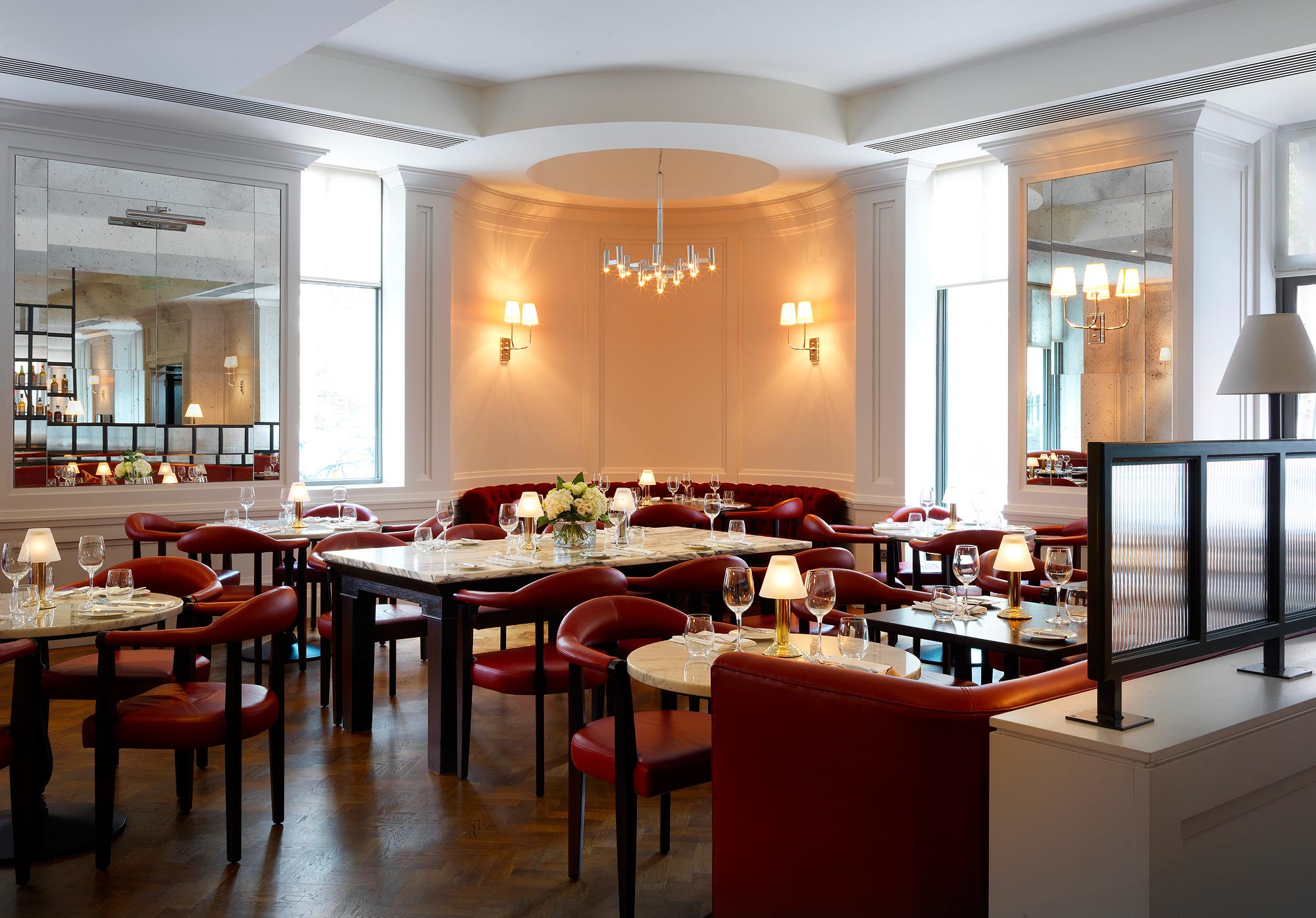 Modern Culinary British Brilliance At 108 Brasserie
