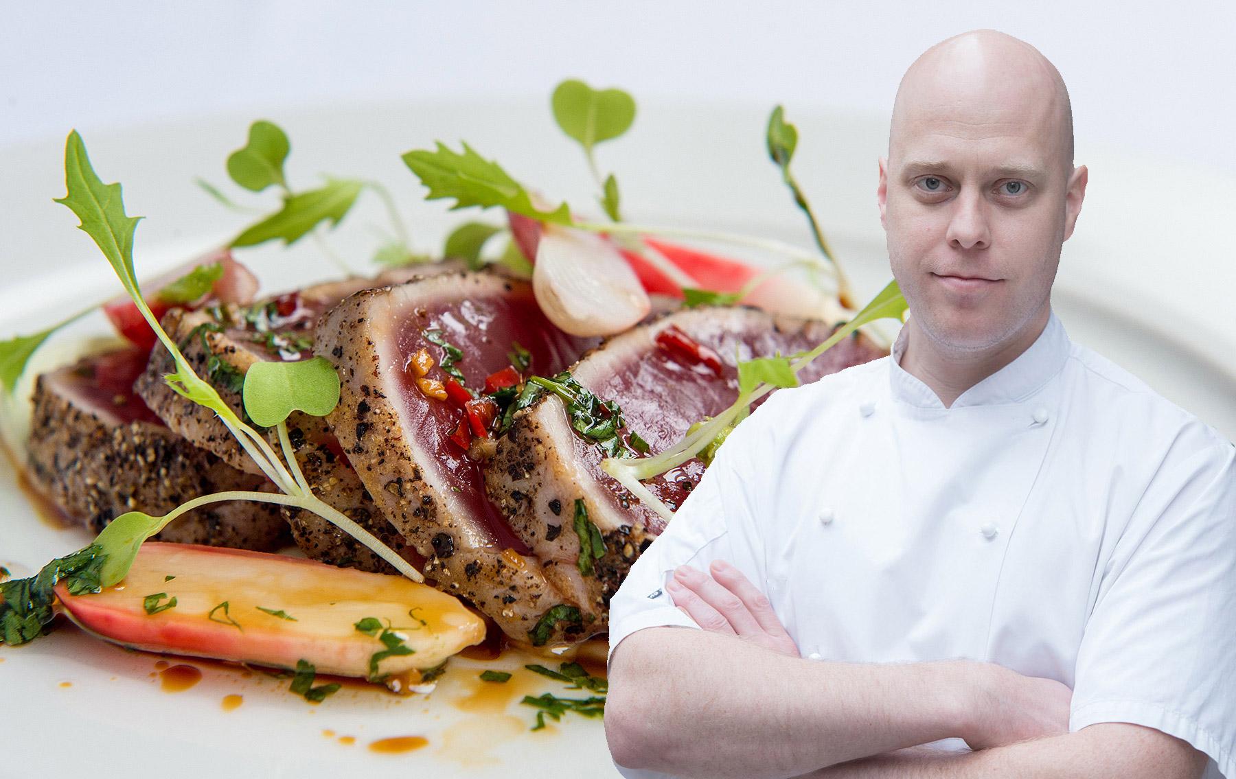 Modern British Culinary Brilliance At 108 Brasserie