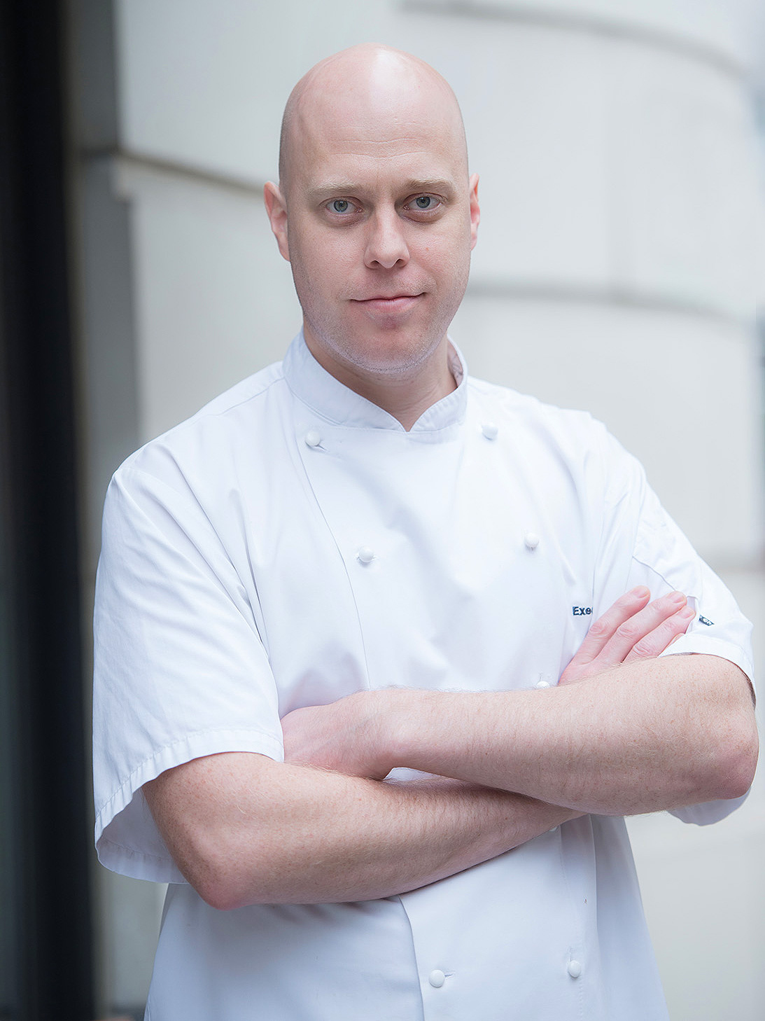 Chef Russell Ford (previously of five-star hotel The Grove)