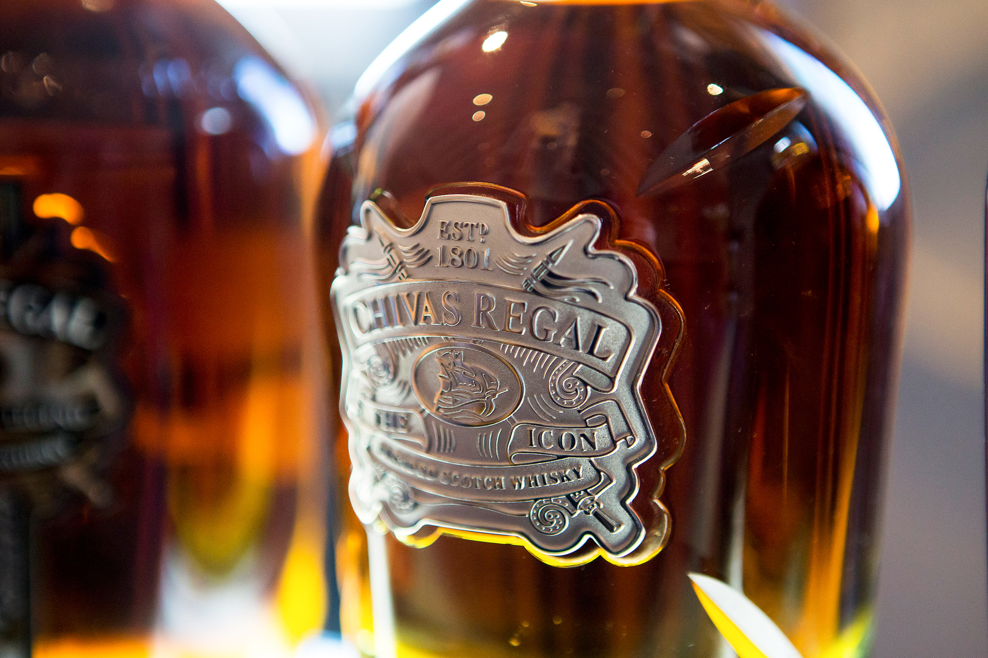 Chivas Regal Brings The Icon To The UK