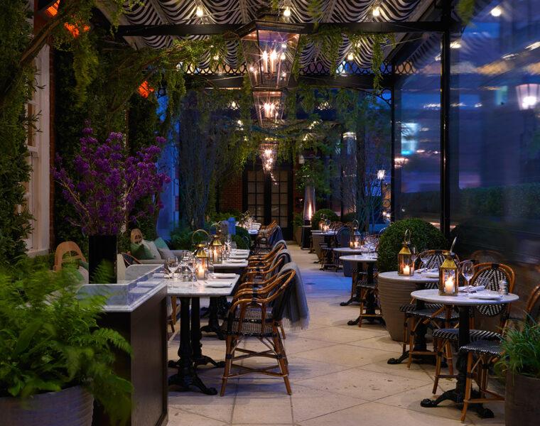 Bustling Bloomsbury's New Secret Garden