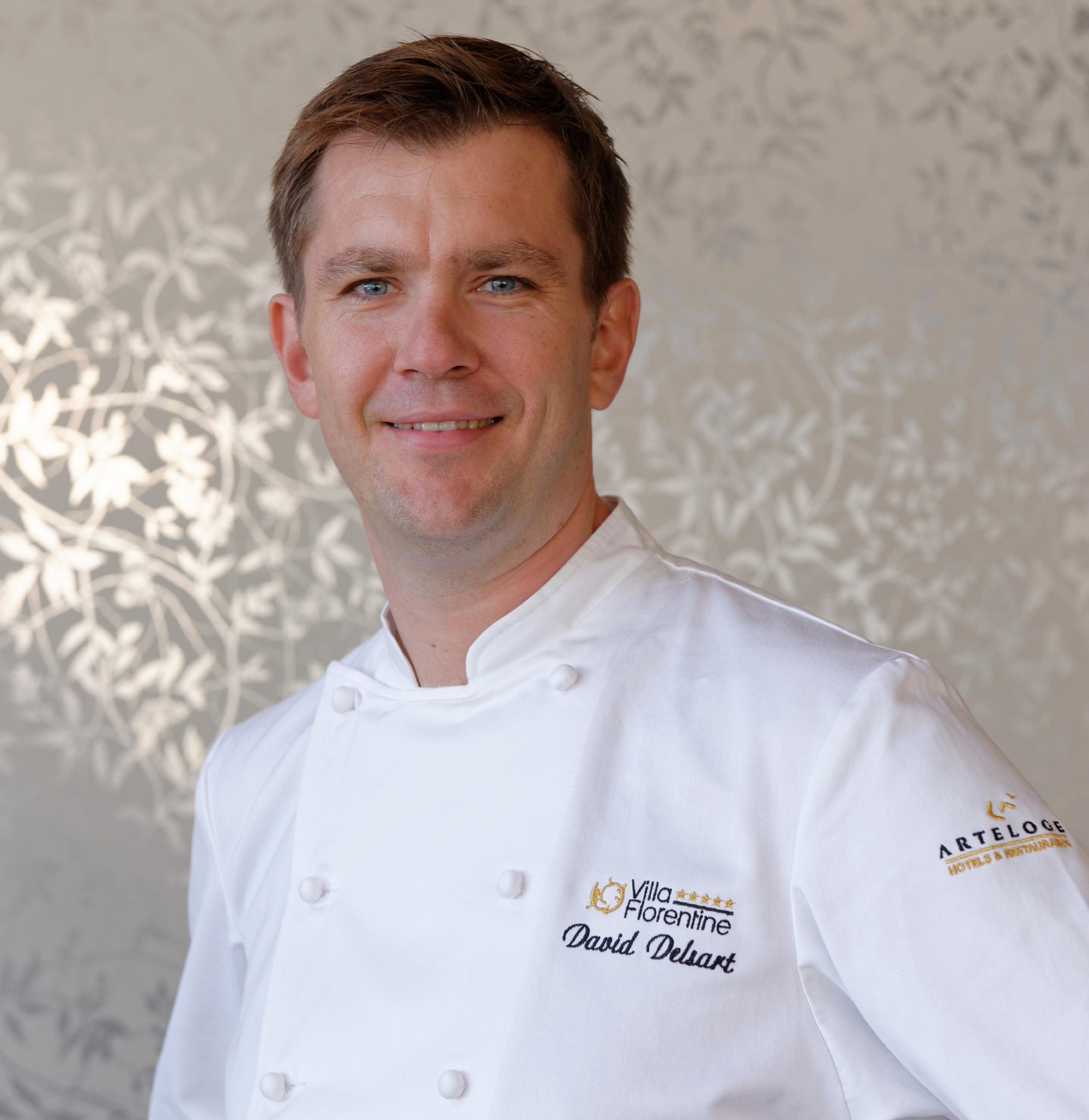Chef David Delsart