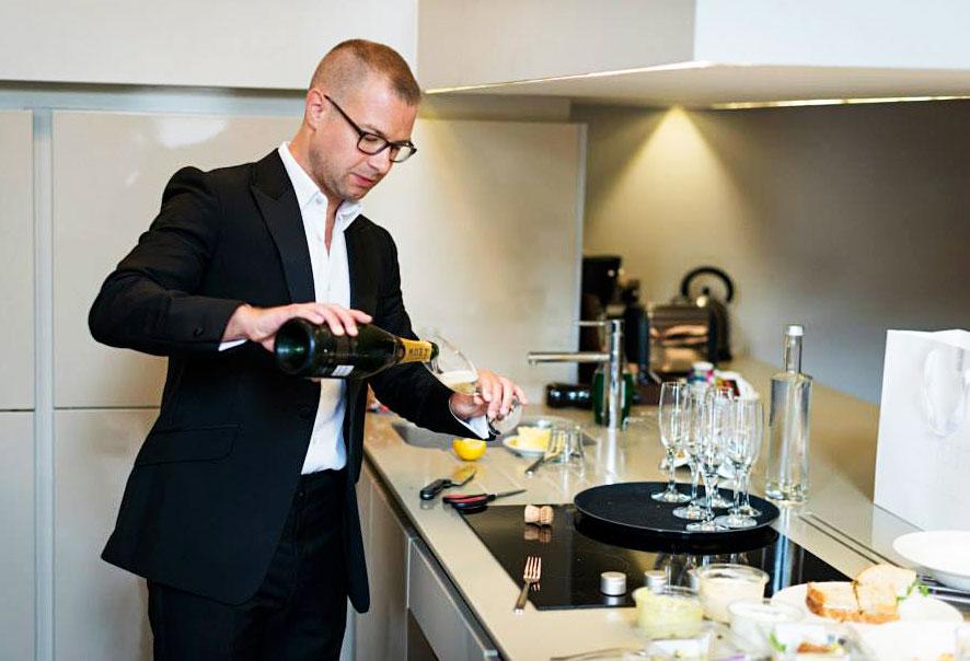 Emyr Thomas, founder of the UK's leading luxury travel concierge service Bon Vivant