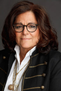 Fern Mallis - Photograph by Timothy Greenfield-Sanders