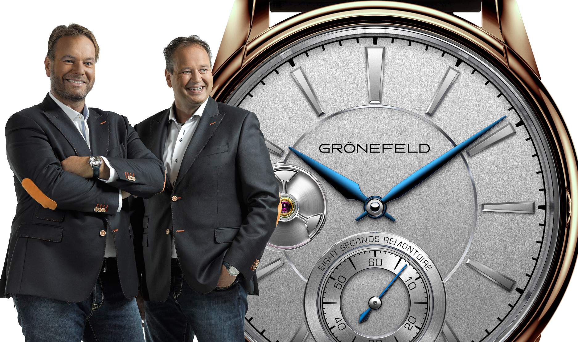 Bart and Tim Grönefeld Go Back To Their Roots With The 1941 Remontoire