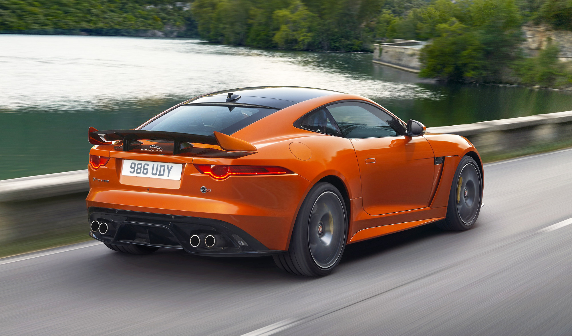 The SVR as a proposition is shaping up to be a promising one and we can't wait to test it