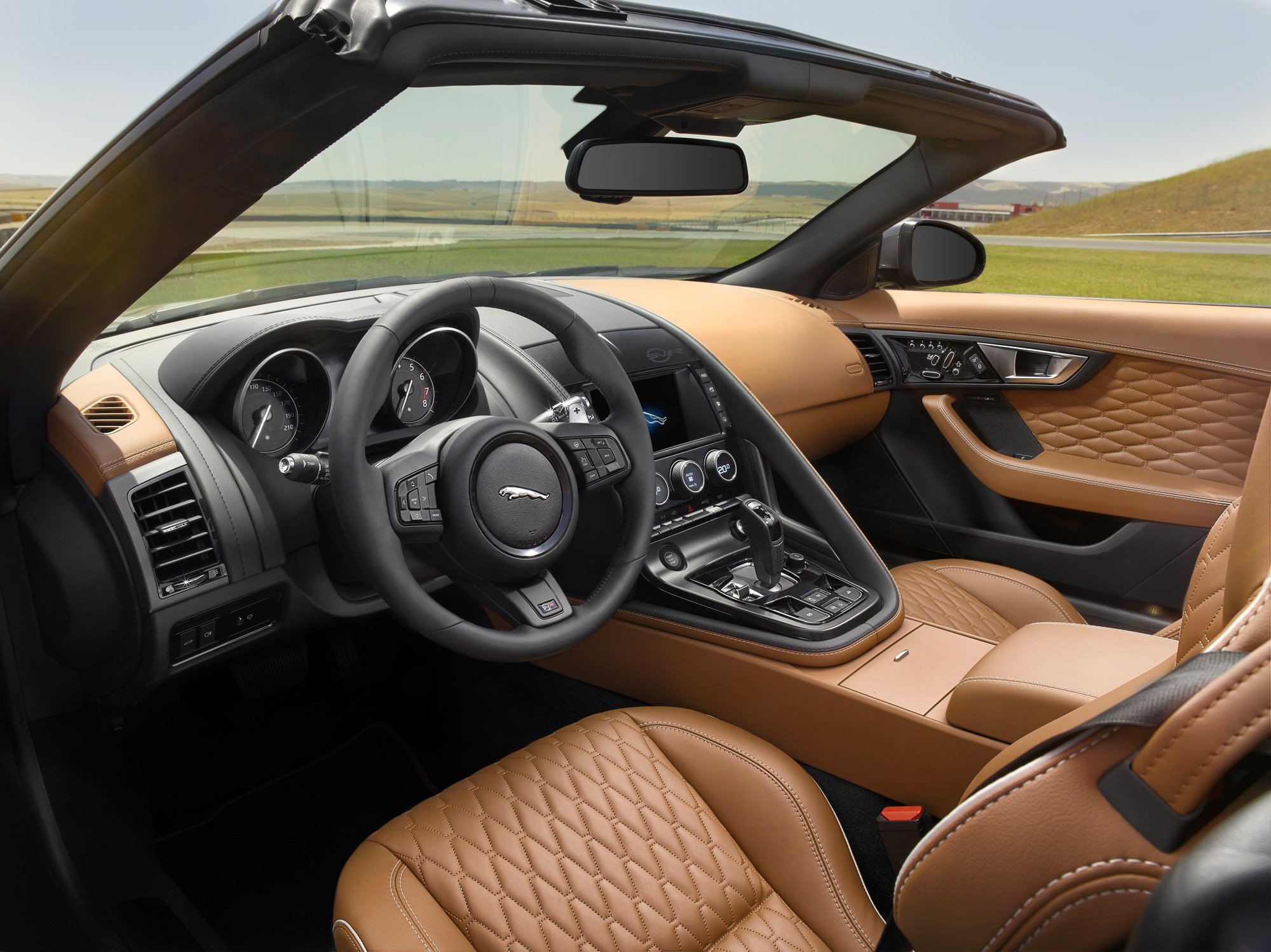 On the interior they have ditched the faux-carbon option and now comes with the real thing