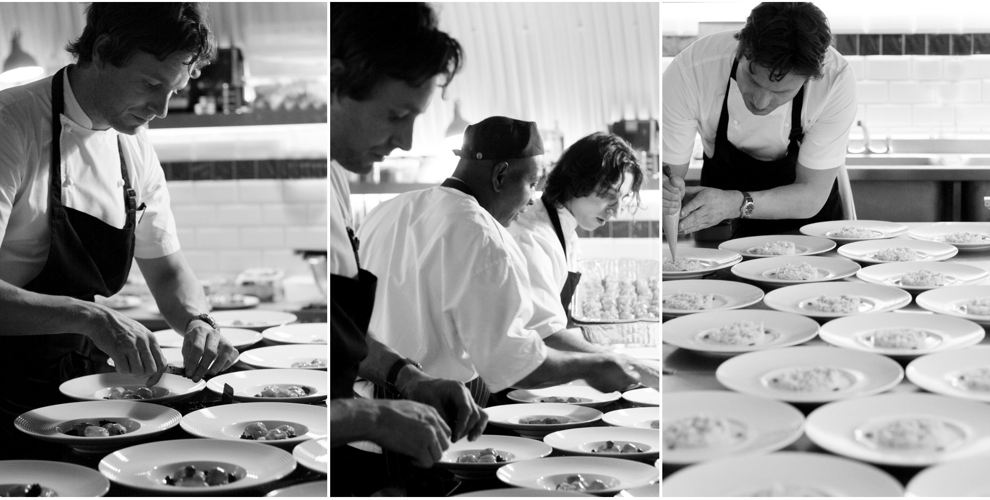 Keith Goddard, fixer-upper of luxury lunches for designer brands like Alexander McQueen, Harvey Nichols and Whistles, and private chef for hire, is quite honestly the only chef you should book for your luxury evening in